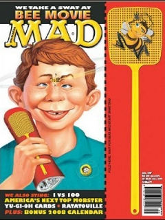 Go to MAD Magazine #437 • Australia