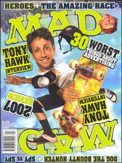 Go to MAD Magazine #438 • Australia