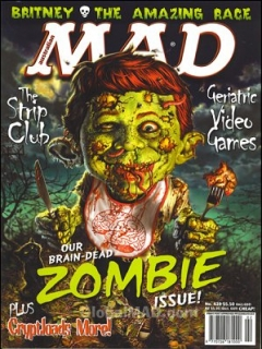 Go to MAD Magazine #439 • Australia