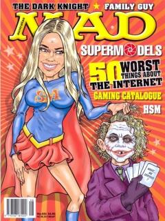 Go to MAD Magazine #445 • Australia