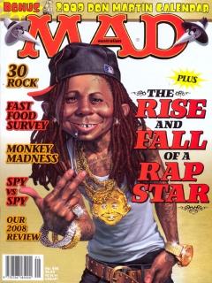 Go to MAD Magazine #446 • Australia
