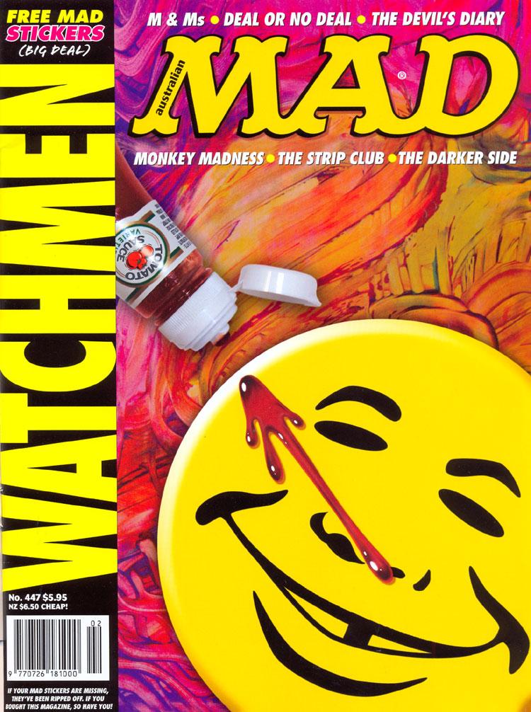 MAD Magazine #447 • Australia