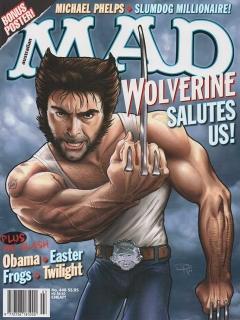 Go to MAD Magazine #448 • Australia