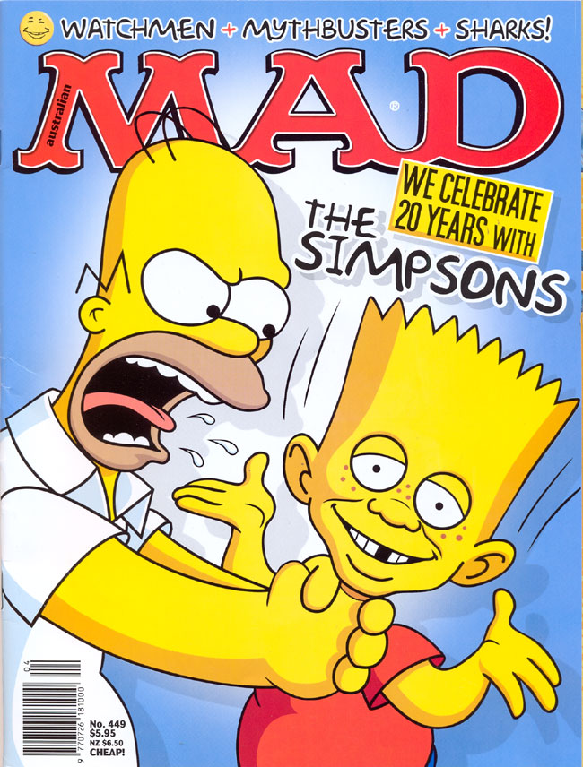 MAD Magazine #449 • Australia