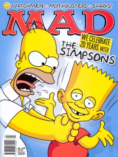 Go to MAD Magazine #449 • Australia
