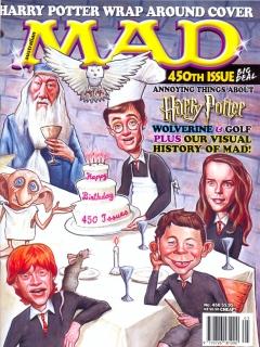 Go to MAD Magazine #450 • Australia