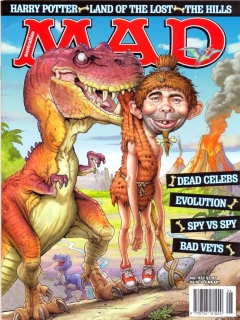 Go to MAD Magazine #451 • Australia