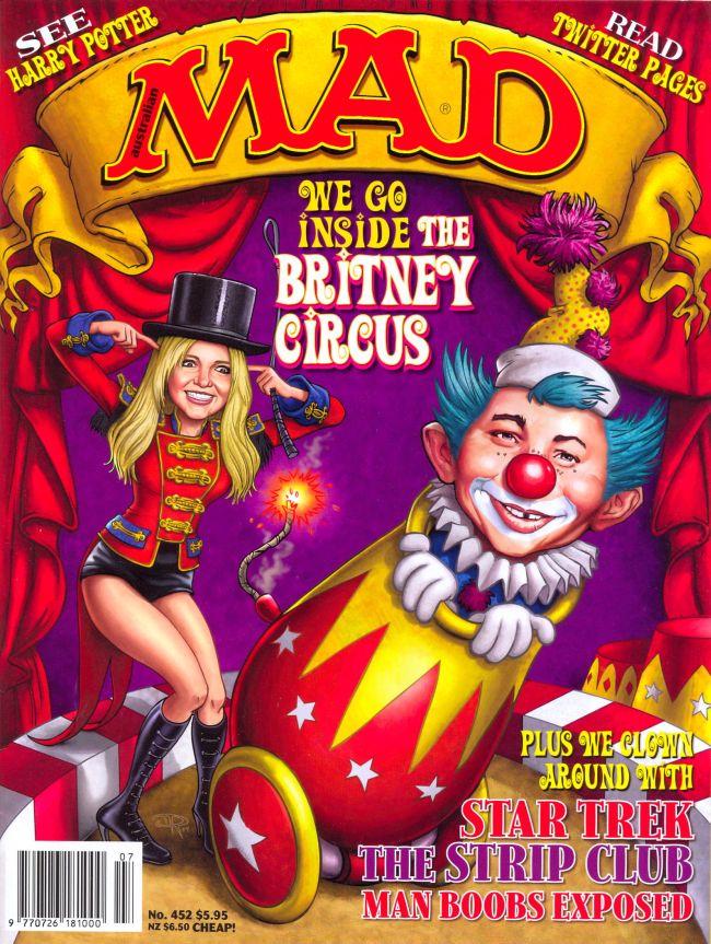 MAD Magazine #452 • Australia