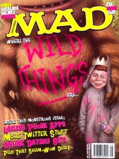 Go to MAD Magazine #453 • Australia