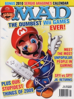 Go to MAD Magazine #454 • Australia