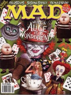 Go to MAD Magazine #455 • Australia