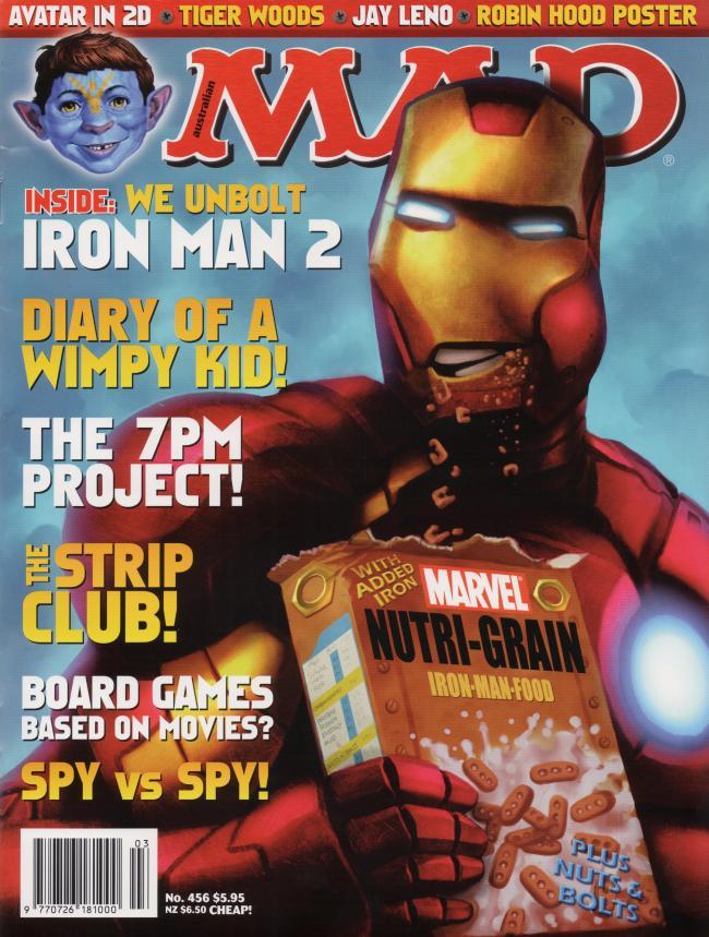 MAD Magazine #456 • Australia