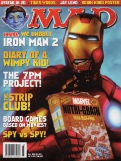 Go to MAD Magazine #456 • Australia