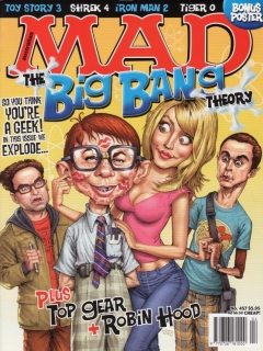 Go to MAD Magazine #457 • Australia