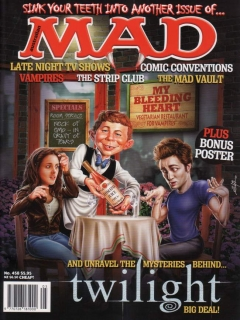 Go to MAD Magazine #458 • Australia
