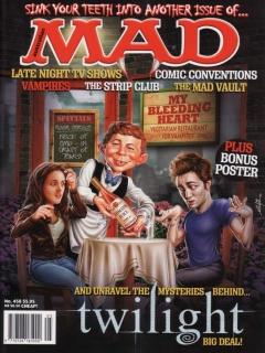 Go to MAD Magazine #458 • Australia