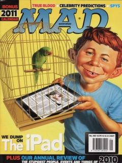 Go to MAD Magazine #462 • Australia
