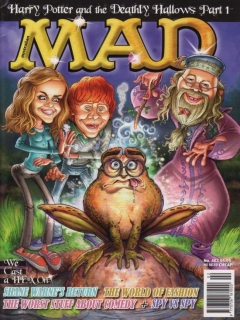 Go to MAD Magazine #463 • Australia