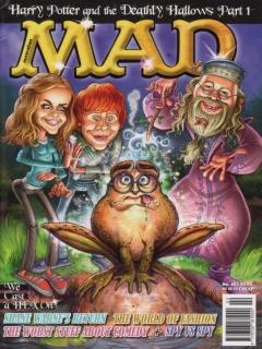 Go to MAD Magazine #463 • Australia