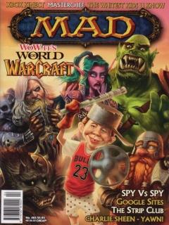 Go to MAD Magazine #465 • Australia
