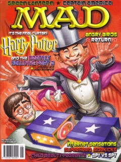 Go to MAD Magazine #467 • Australia
