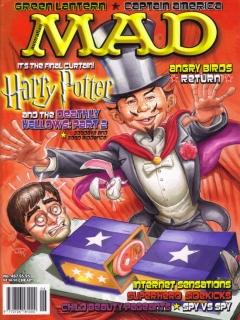 Go to MAD Magazine #467 • Australia