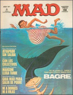 MAD Magazine #1 • Argentina