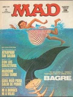 Go to MAD Magazine #1 • Argentina