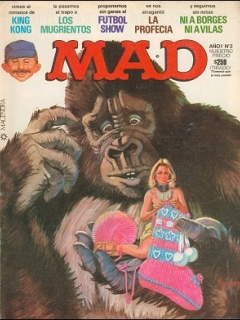 Go to MAD Magazine #2 • Argentina