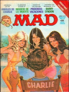 Go to MAD Magazine #4 • Argentina