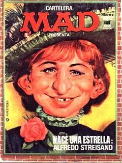 Go to MAD Magazine #5 • Argentina
