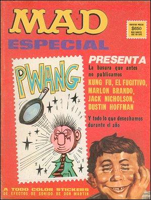 MAD Magazine #6 • Argentina