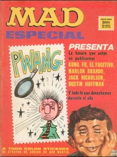 Go to MAD Magazine #6 • Argentina