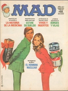 Go to MAD Magazine #7 • Argentina