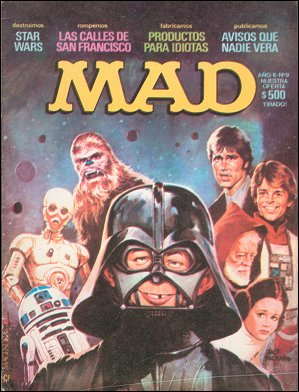 MAD Magazine #9 • Argentina