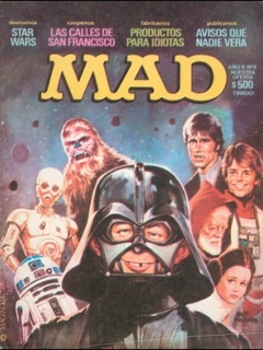 Go to MAD Magazine #9 • Argentina