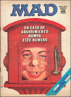 MAD Magazine #10 • Argentina