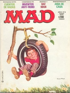 Go to MAD Magazine #12 • Argentina