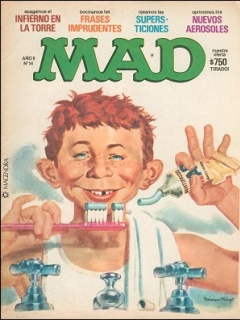 Go to MAD Magazine #14 • Argentina