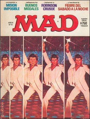 MAD Magazine #15 • Argentina