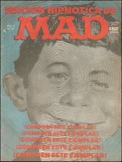 Go to MAD Magazine #20 • Argentina