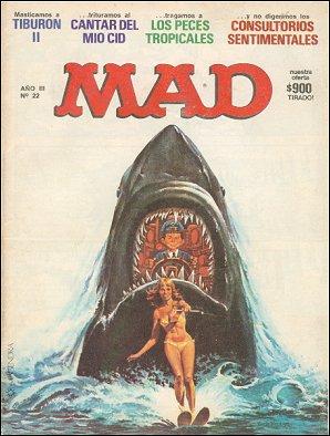 MAD Magazine #22 • Argentina