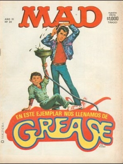 Go to MAD Magazine #24 • Argentina