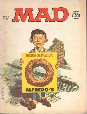 MAD Magazine #25 • Argentina