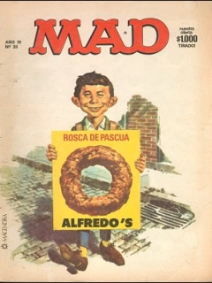 Go to MAD Magazine #25 • Argentina