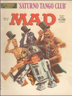 Go to MAD Magazine #26 • Argentina