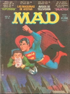 Go to MAD Magazine #29 • Argentina