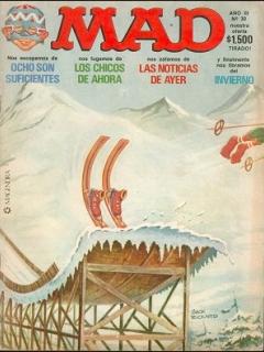 Go to MAD Magazine #30 • Argentina