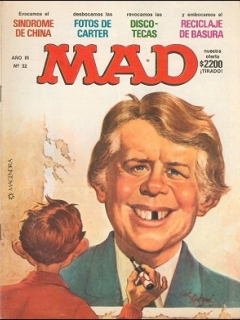 Go to MAD Magazine #32 • Argentina