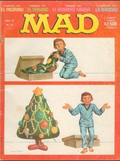 Go to MAD Magazine #34 • Argentina